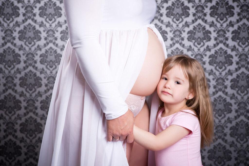 grossesse avec grande soeur gignac
