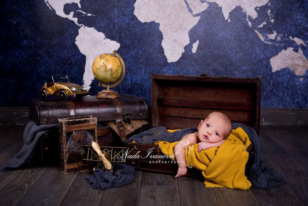 leandro bebe beziers sur theme voyage
