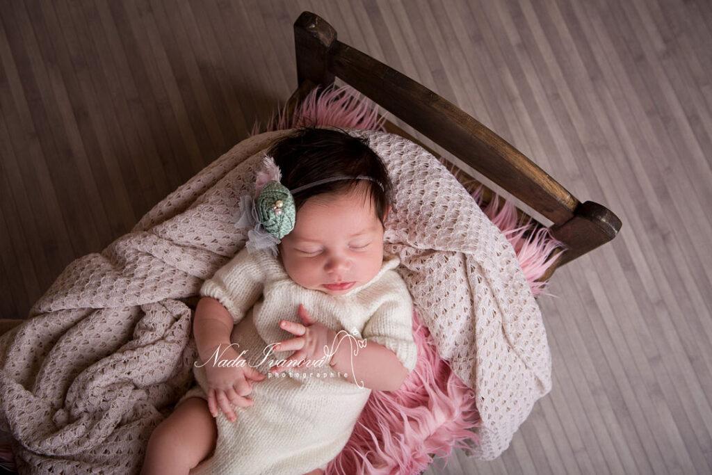 photo bébé originale