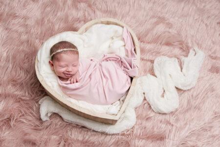 photo de bebe du bousquet d orb en studio par nada ivanova
