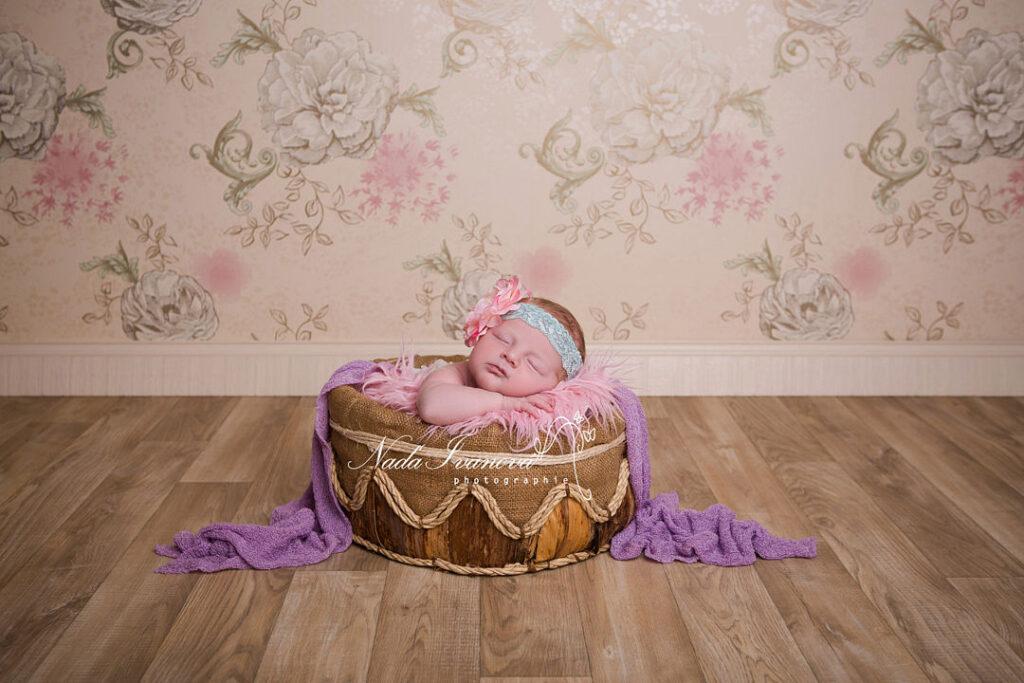 photographe bébé beziers herault