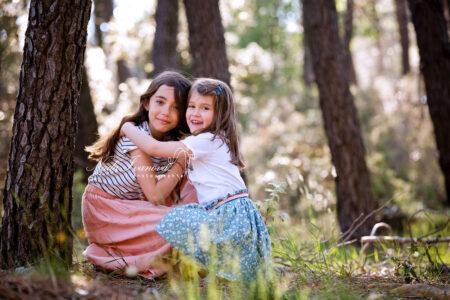 photographe montpellier accolade de deux soeur