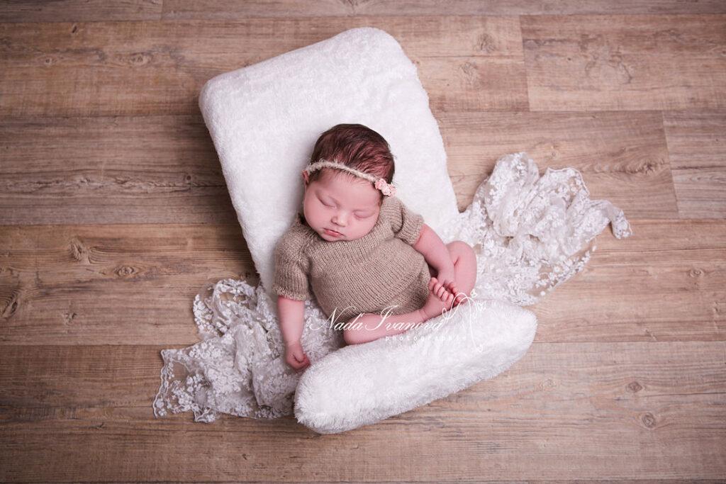 photographe montpellier bébé sur le dos
