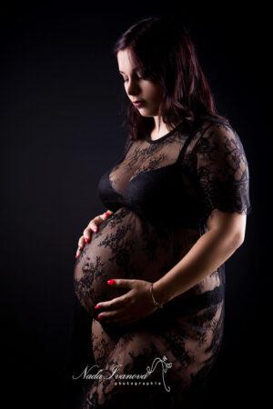 photographie grossesse jolie ventre