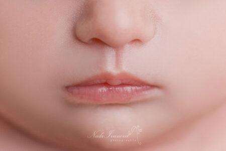 seance photo bebe de adissan realise en studio par nada ivanova