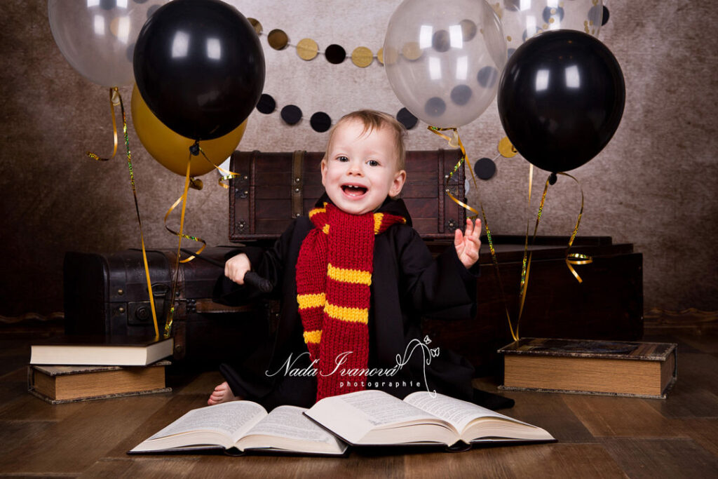 photo bebe Hermione Granger
