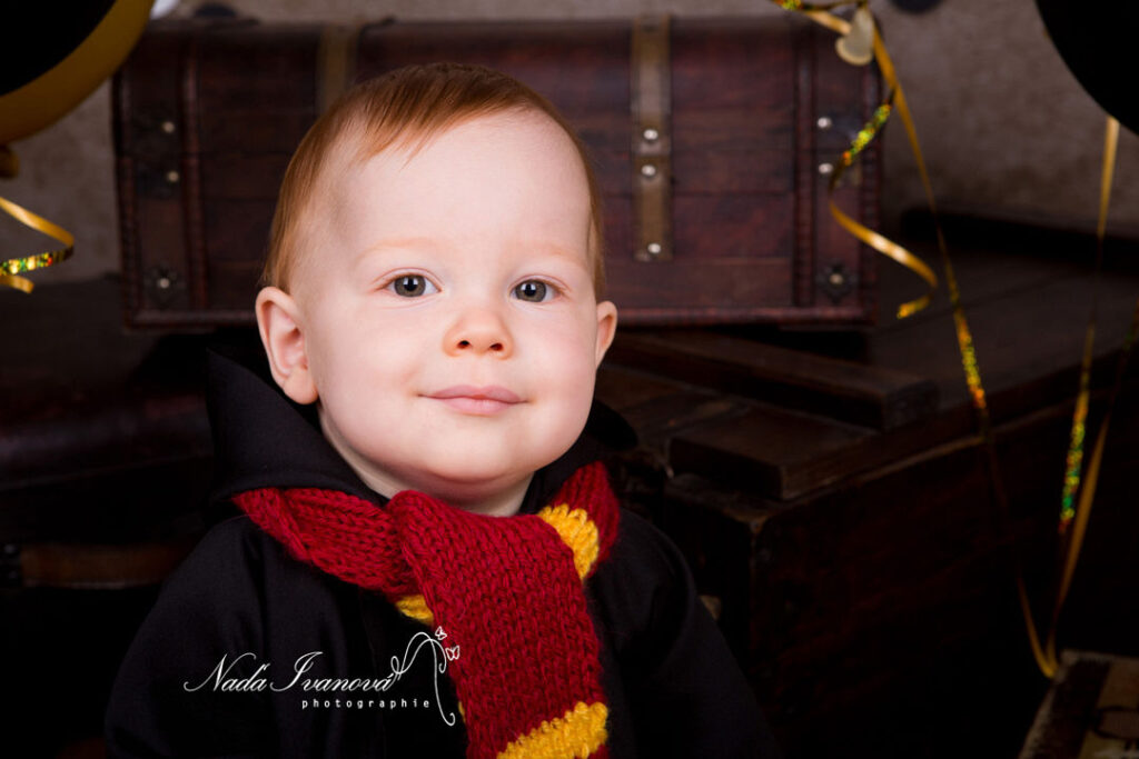 photo bebe Ron Weasley portrait