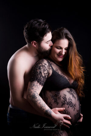 photographe grossesse agde originale 1