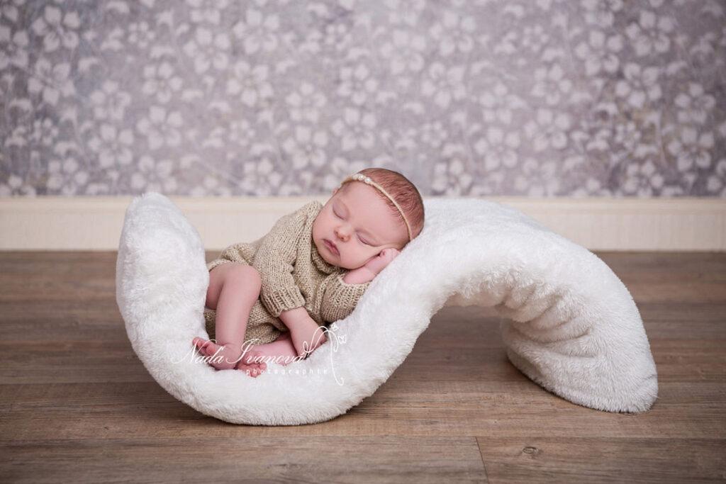 photographe nada ivanova bebe montpellier