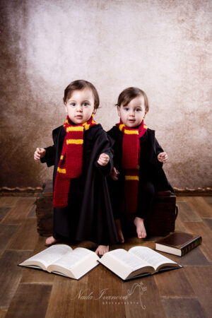 Photographe bebe beziers theme harry potter 1