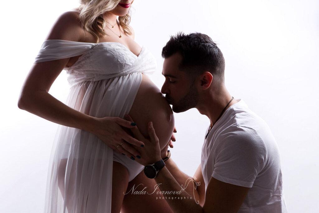 photo de femme enceinte par nada ivanova